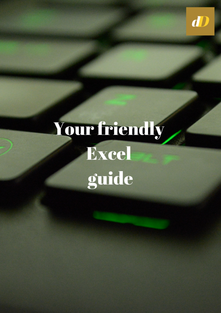 Your friendly Excel guide