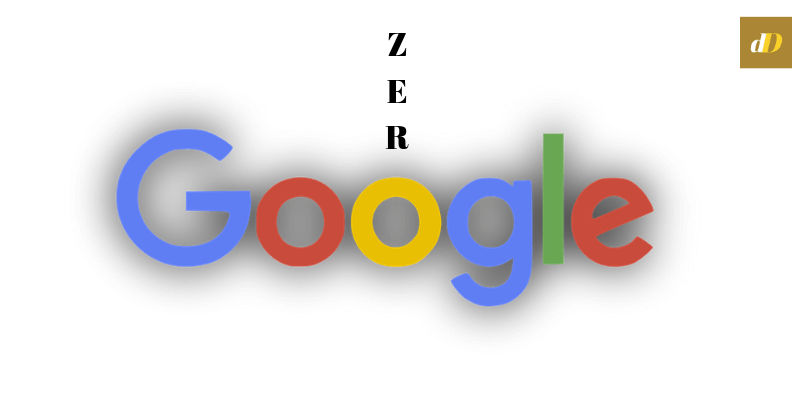google rank zero header