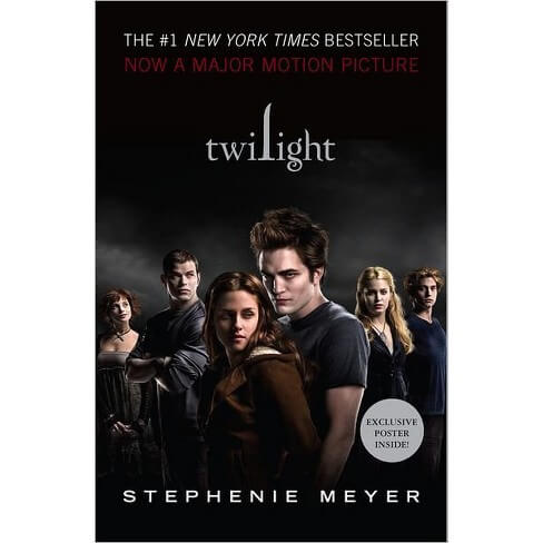 twilight movie tie-in book